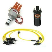 Ripper Ignition Kit, With Electronic Distributor, Yellow, Dunebuggy And Vw
