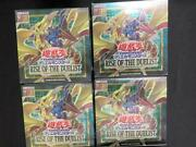 Yu-gi-oh Rise Of The Duelist With Shrink Asian Version Boxes List No.my426
