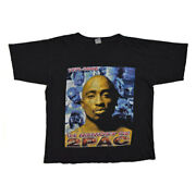 Vintage T-shirt Tupac In Memory Of 2pac Two-pack Size N/a List No.mt392