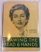 Drawing The Head + Hands By Andrew Loomis | 1966 5th Hc | Fine | Viking Press
