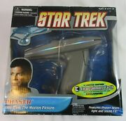 2009 Diamond Select Entertainment Earth Star Trek The Motion Picture Phaser