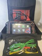 Snap On Tools Automotive Scan Tool With Built In 2 Channel Lab Scope + European
