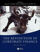 The Revolution In Corporate Finance  Good 2003-06-02