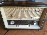 Vintage Grundig Majestic 1088 Made In West Germany For Export To Usa