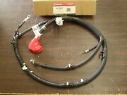 Nos Oem Ford 2007 2008 Mustang 4.6l Battery Cable Pair Positive Negative Gt