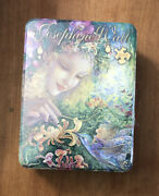 Josephine Wall Honeysuckle Jigsaw Puzzle 1000 Pcs Collector Tin New Sealed