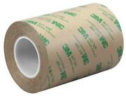3m 468mp Double Sided Adhesive Transfer Film. Transfer Tape - 9 X 60 Yards W