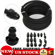 3/8 25feet Complete Ls Conversion Fuel Injection Line Fitting Adapter Kit Efi/fi