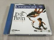 Sega Dreamcast Evil Twin Cyprienand039s Chronicles Pal Import Complete - Free Ship