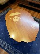 A Bathing Ape Small Table Case Study Shop Collaboration Used Free Shipping Japan