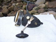 Vintage Larchmont Lionel Airex Fresh Water Spinning Fishing Reel