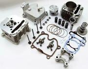Gy6 180cc/63mm Big Bore Kit For Chinese Scooter Atv Made In Taiwan.