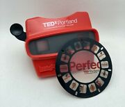 Image 3d Viewmaster Clone Model L Tedx Portland  Ex Condition