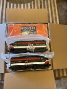 Lionel Lcca 1608w -re-issue - New Haven 209 Alco Aa Passenger Set- New - A2