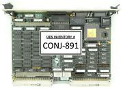 Synergy Microsystems Sv21 Single Board Computer Pcb 0190-20048 No Add-on Pcb