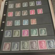 German States - Amazing Stamp Collection 1919 Forward. History Before Your Eyes
