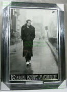 Museum Quality Nike Poster Mcenroe Rebel With A Cause Nyc James Dean Without