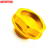 Gold Racing Engine Gas Cap Tank Cover Filler For Honda Civic Accord Cr-v City