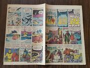 Fantastic Four 5 Interior Wrap Page 18 And 9 And 10 And 17 Doctor Doom