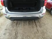 Rear Bumper Without Trailer Hitch With Park Assist Fits 17-18 Pathfinder