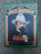 Vintage 1906 Jack Daniels Old Time Tennessee Whiskey Tin Box Old No 7 Tin Only