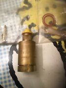 Andrews L45p Uhf Male Connector With Parts Bag Nos