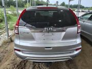 Trunk/hatch/tailgate Heated Glass Rear View Camera Fits 15-16 Cr-v Silver