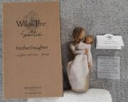 Willow Tree Susan Lordi Mother Daughter Laughter With Love... Always 27270