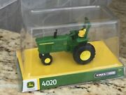 John Deere, Tractor 4020 Ertl Iron Collection Edition Sealed Farm Toy
