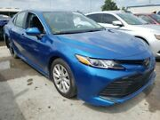 Passenger Front Door Electric Windows With Alarm System Fits 18 Camry Blue