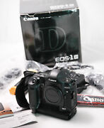 Canon Digital Slr Model Eos 1d Mark Ii Camera Body Only, In Excellent Condition.