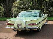 19591960 Chevy Impala Bubble Top Biscayne Coupe Gm Venetian Blinds Sale