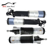 4 Pcs For Rolls Royce Ghost Rr4 Rear R+l Air Suspension Shock Absorber 2010-2015