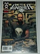 Punisher 1 Marvel Max Comics March 2004 Nm 9.4