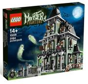 Lego 10228 Monster Fighters Haunted House Nib 2064 Pcs 2012