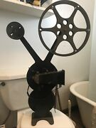 Projector Very Old Antique We're Told It Came From Hollywood California