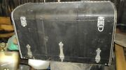 Vintage 1920's And Early 1930's Automobile Car Trunk - Packard, Lincoln, Cadillac