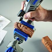 Dremel 4300-5/40 High Performance Rotary Tool Kit With Led Light- 5 Attachments