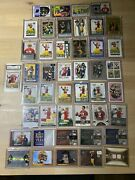 2005 Aaron Rodgers Green Bay Packers Rookie Lot Including Topps Chrome