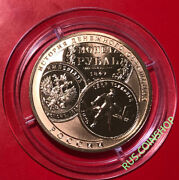 100 Roubles 2009 Russia History Of Russian Currency Gold Unc