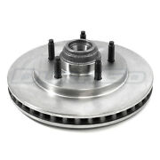 Disc Brake Rotor And Hub Assembl Fits 1999-2002 Lincoln Navigator Auto Extra Dr
