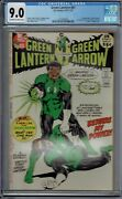 Cgc 9.0 Green Lantern 87 1st Appearance Of John Stewart Ow/w Pages 1971