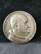 Pope John Xxiii Medal Obverse Saints Peters Cathedral Roma Reverse