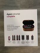 New Factory Sealed Dyson Airwrap Complete Styler Fuchsia Nickel From Best Buy