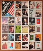 1976 Sargent Stamps 2 Uncut Sheet 32 Babe Ruth Sam Snead The Beatles B J King