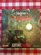 Shadows Over Normandie - Board Game - Devil Pig - Achtung Cthulhu - Awesome