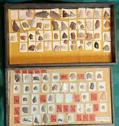 Arrowhead Collection 85 Pieces From Wyoming