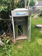 Vintage Pay Phone Booth As Is Local Pick Up Only