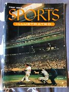 1954 Sports Illustrated First And Second Issues Plus 3 To 5 - Topps Baseball Cards