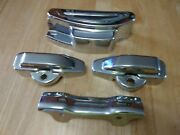 Vintage 1990's Harley Davidson Motorcycle Parts And Accessories